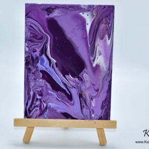 Grape Explosion Painting