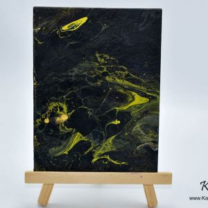 Meteor Shower Painting